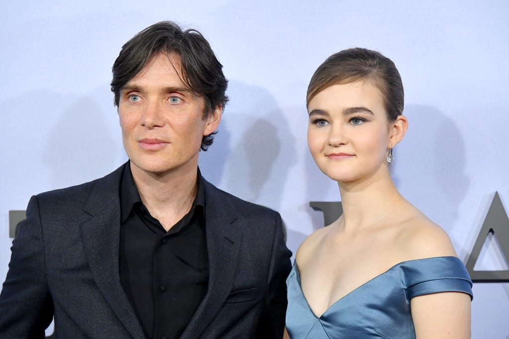 Cillian Murphy, Millicent Simmonds A Quiet Place Part II New York City Premiere