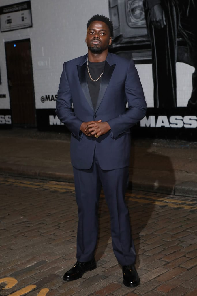Daniel Kaluuya Queen and Slim UK Premiere Red Carpet Arrivals