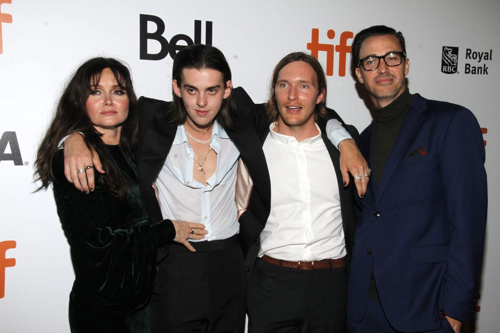 Essie Davis, Earl Cave, Sean Keenan and Shaun Grant True History of the Kelly Gang Toronto International Film Festival Premiere TIFF 2019