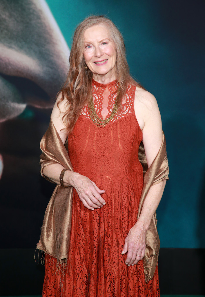 """Frances Conroy Premiere Of Warner Bros Pictures """"Joker"""" in Hollywood, Los Angeles California - Arrivals"""