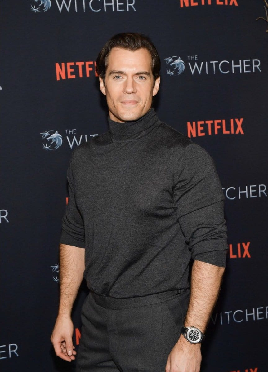 Henry Cavill Netflix's The Witcher Fan Screening Experience Event Los Angeles