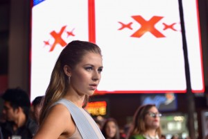 Hermione Corfield xXx: Return of Xander Cage Los Angeles Film Premiere Hollywood