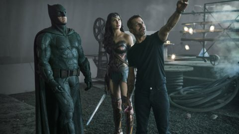 HBO Max set to #ReleaseTheSynderCut of 'Justice League'!