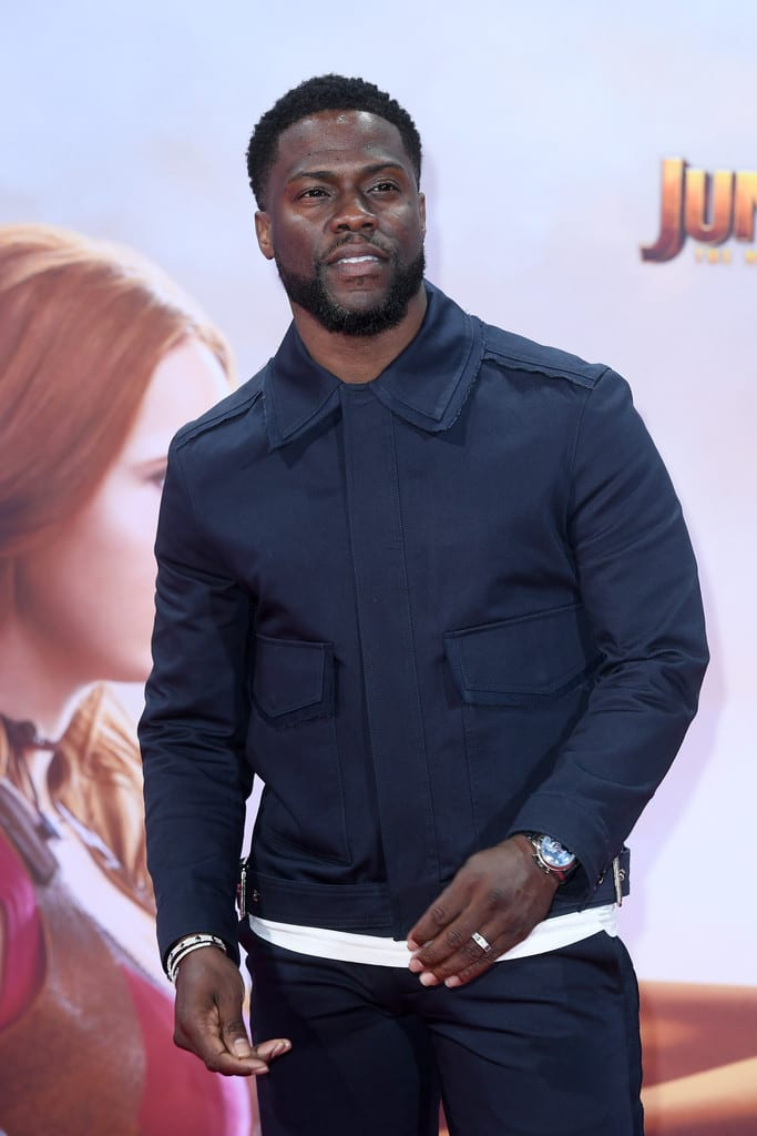 Kevin hart Jumanji The Next Level Berlin Premiere Germany Red Carpet