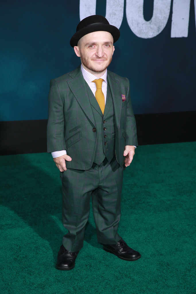 """Leigh Gill Premiere Of Warner Bros Pictures """"Joker"""" in Hollywood, Los Angeles California - Arrivals"""
