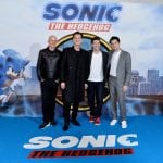 Cast of Sonic the Hedgehog UK Premiere London Red Carpet Arrivals