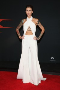 Ruby Rose xXx: Return of Xander Cage World Premiere Mexico City