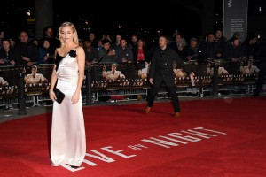 Sienna Miller Warner Bros. Live By Night UK Film Premiere BFI Southbank London European