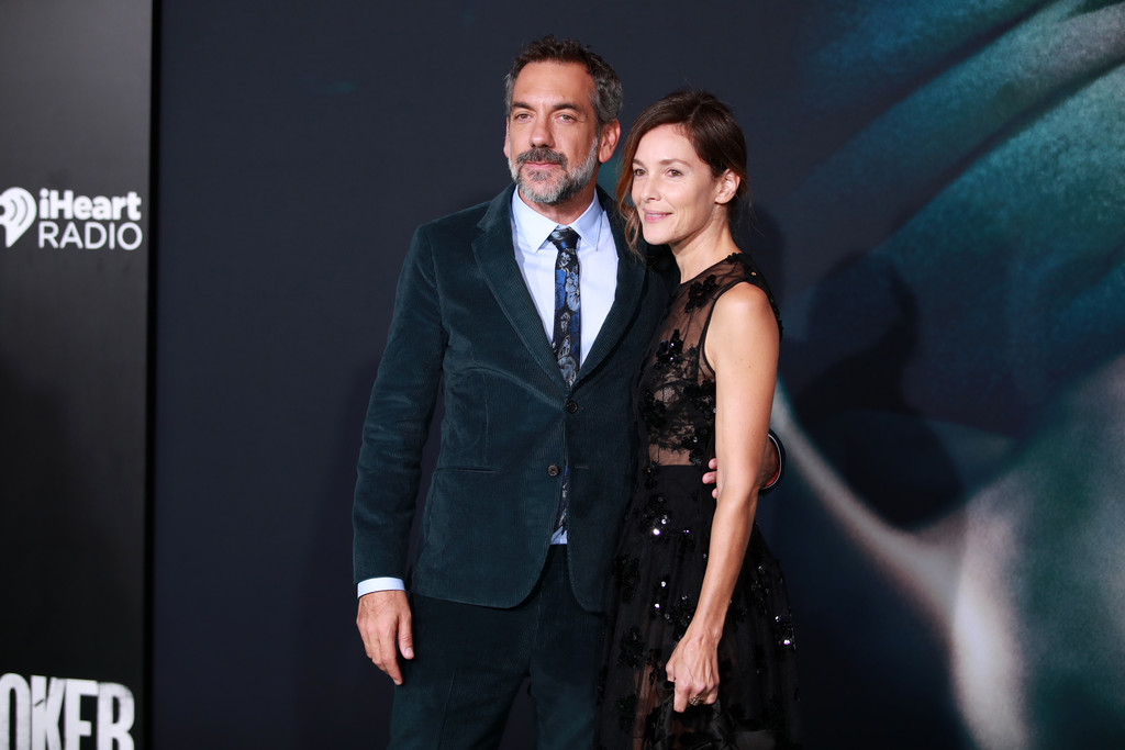 """Todd Phillips and Alexandra Kravetz Premiere Of Warner Bros Pictures """"Joker"""" in Hollywood, Los Angeles California - Arrivals"""