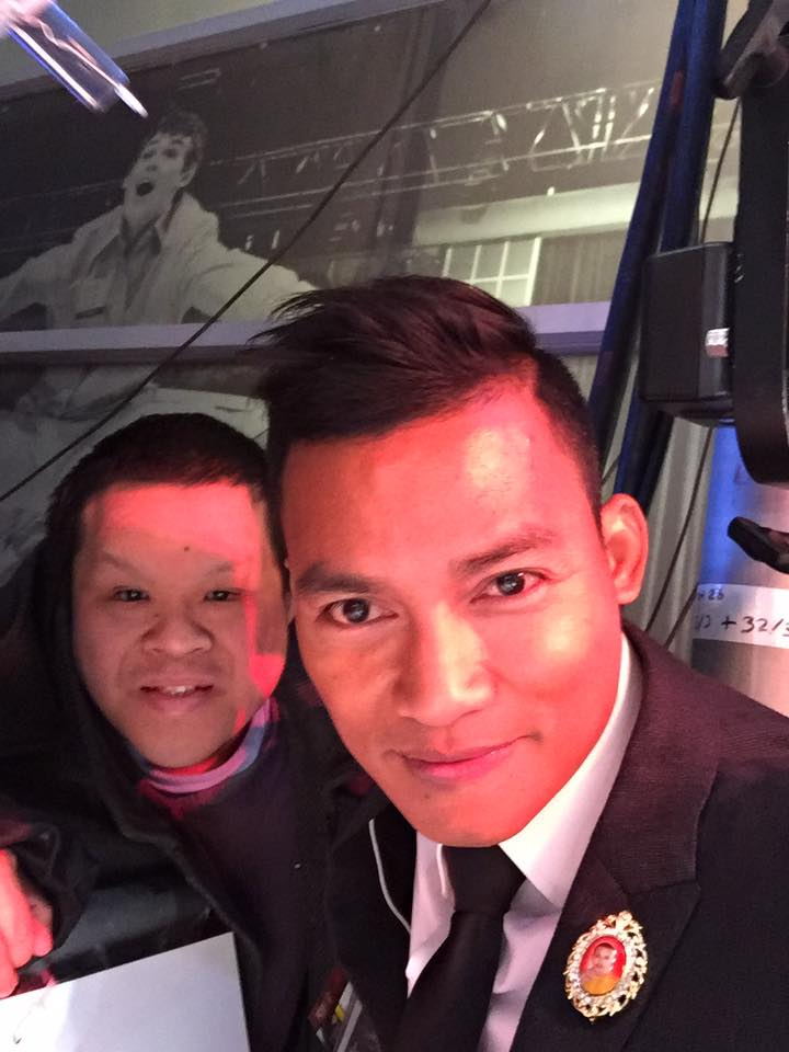 Tony Jaa meets fans xxx return of Xander cage london film premiere