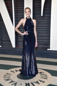 Allison Williams 2017 Vanity Fair Oscars After Party Red Carpet