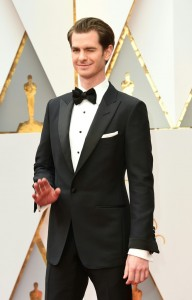 Andrew Garfield 89th Academy Awards The Oscars 2017 Red Carpet Arrivals