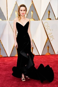 Brie Larson 89th Academy Awards The Oscars 2017 Red Carpet Arrivals