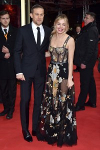 Charlie Hunnam and Sienna Miller The Lost City of Z Premiere held during 67th Berlinale International Film Festival 2017