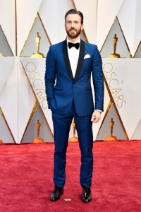 Chris Evans 89th Academy Awards The Oscars 2017 Red Carpet Arrivals