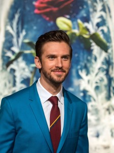 Dan Stevens Beauty and the Beast China Premiere Shanghai Disneyland