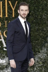 Dan Stevens Disney's Beauty and the Beast UK London Launch Event Premiere