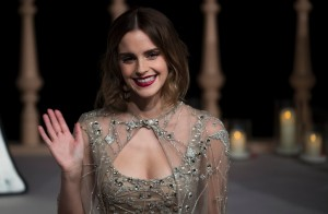 Emma Watson Beauty and the Beast China Premiere Shanghai Disneyland