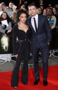 FKA Twigs and Robert Pattinson The Lost City of Z UK Film Premiere British Museum LondonThe Lost City of Z UK Film Premiere British Museum London