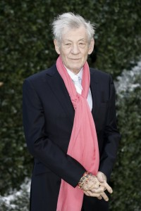 Ian McKellen Disney's Beauty and the Beast UK London Launch Event Premiere