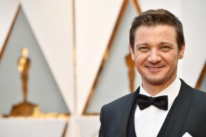 Jeremy Renner 89th Academy Awards The Oscars 2017 Red Carpet Arrivals