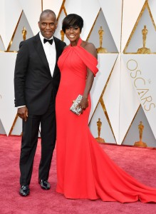 Julius Tennon and Viola Davis 89th Academy Awards The Oscars 2017 Red Carpet Arrivals
