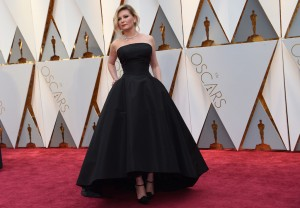 Kirsten Dunst 89th Academy Awards The Oscars 2017 Red Carpet Arrivals