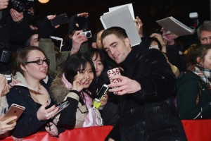 Robert Pattinson The Lost City of Z Premiere held during 67th Berlinale International Film Festival 2017