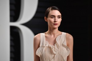 Rooney Mara 2017 Vanity Fair Oscars After Party Red Carpet