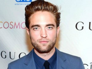 Actor, Robert Pattinson