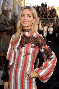 Annabelle Wallis King Arthur: Legend of the Sword Los Angeles Premiere