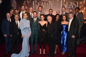 Cast and filmmakers of Beauty and the Beast World Premiere