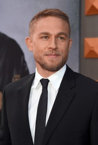 Charlie Hunnam King Arthur: Legend of the Sword Los Angeles Premiere