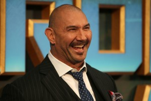 Dave Bautista Marvel's Guardians of the Galaxy Vol. 2 London Launch Gala Screening Premiere