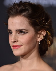 Emma Watson Disney's Beauty and the Beast World Premiere Los Angeles Hollywood