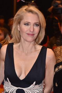Gillian Anderson Viceroy's House Berlin International Film Festival Premiere