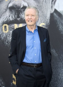 Jon Voight King Arthur: Legend of the Sword Los Angeles Premiere