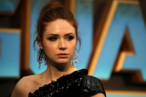 Karen Gillan Marvel's Guardians of the Galaxy Vol. 2 London Launch Gala Screening Premiere