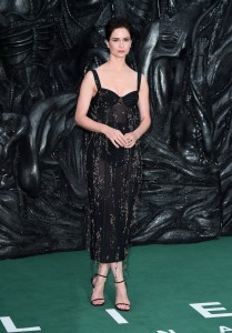 Katherine Waterston Alien: Covenant World Premiere London