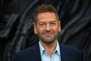 Kenneth Branagh Alien: Covenant World Premiere London