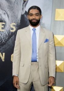 Kingsley Ben-Adir King Arthur: Legend of the Sword Los Angeles Premiere