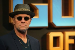Michael Rooker Marvel's Guardians of the Galaxy Vol. 2 London Launch Gala Screening Premiere