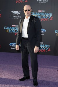 Michael Rooker Marvel Disney Guardians of the Galaxy Vol. 2 Los Angeles World Premiere