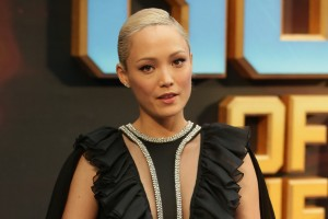 Pom Klementieff Marvel's Guardians of the Galaxy Vol. 2 London Launch Gala Screening Premiere