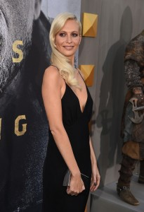 Poppy Delevingne King Arthur: Legend of the Sword Los Angeles Premiere