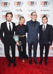 Cast and Director of The Lost City of Z New York Premiere