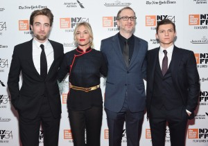 Cast and Director The Lost City of Z New York Premiere