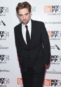 Robert Pattinson The Lost City of Z New York Film Festival Premiere