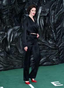Tess Haubrich Alien: Covenant World Premiere London