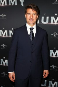 Tom Cruise Universal's The Mummy (2017) Australian Film Premiere Sydney